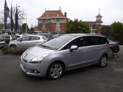 Peugeot 5008 7 PLACES d'occasion (07/2013) en vente à Villeneuve d'Ascq
