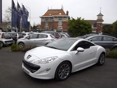 Peugeot RCZ d'occasion (03/2013) en vente à Villeneuve d'Ascq