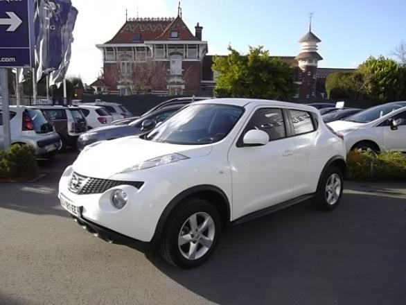 Nissan JUKE d'occasion (08/2014) en vente à Villeneuve d'Ascq