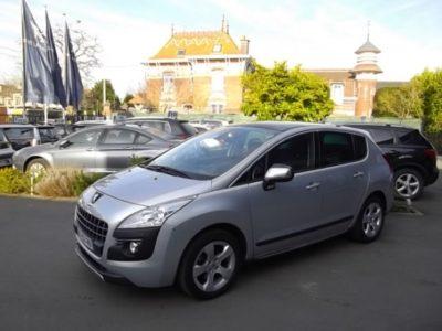 Peugeot 3008 d'occasion (05/2010) en vente à Villeneuve d'Ascq