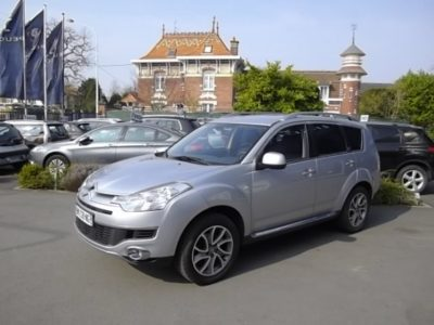 Citroen C-CROSSER d'occasion (04/2011) disponible à Villeneuve d'Ascq
