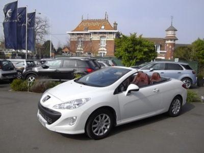 Peugeot 308 CC d'occasion (02/2010) en vente à Villeneuve d'Ascq