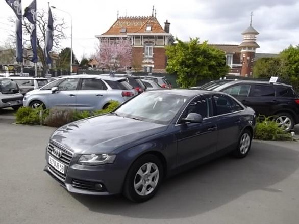 Audi A4 d'occasion (02/2009) en vente à Croix