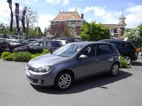Volkswagen GOLF VI d'occasion (10/2010) disponible à Villeneuve d'Ascq