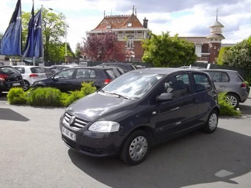 Volkswagen FOX d'occasion (01/2010) en vente à Villeneuve d'Ascq