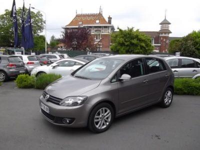 Volkswagen GOLF VI PLUS d'occasion (10/2011) disponible à Villeneuve d'Ascq