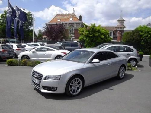 Audi A5 COUPE d'occasion (10/2010) en vente à Villeneuve d'Ascq