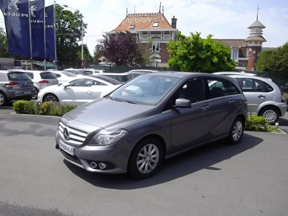 Mercedes CLASSE B d'occasion (06/2013) disponible à Villeneuve d'Ascq