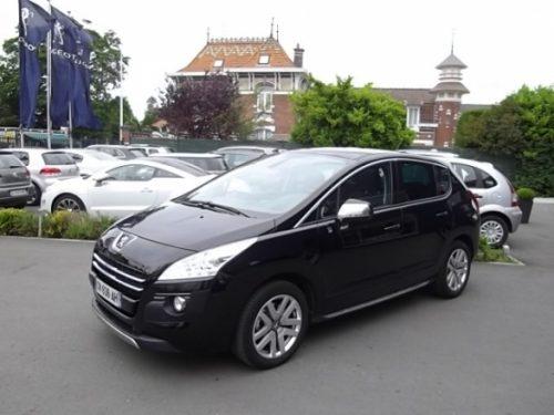 Peugeot 3008 d'occasion (10/2012) disponible à Villeneuve d'Ascq