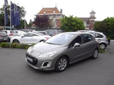 Peugeot 308 d'occasion (05/2013) en vente à Croix