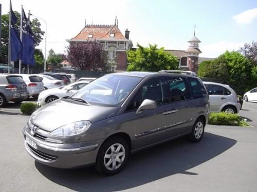 Peugeot 807 d'occasion (03/2010) en vente à Villeneuve d'Ascq