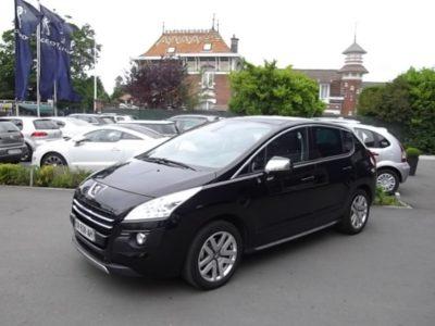 Peugeot 3008 d'occasion (09/2012) en vente à Villeneuve d'Ascq