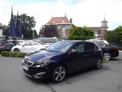Peugeot 308 d'occasion (11/2013) disponible à Villeneuve d'Ascq