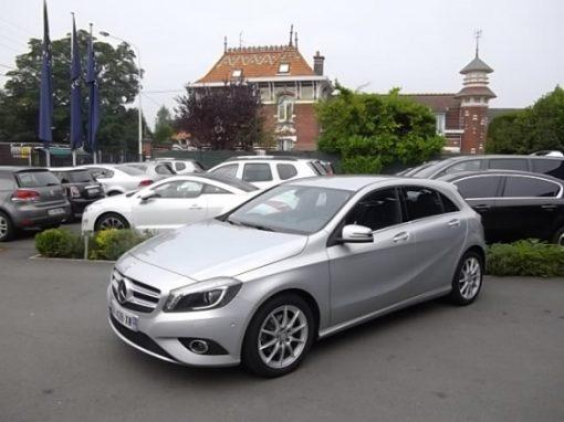 Mercedes CLASSE A d'occasion (08/2013) en vente à Villeneuve d'Ascq