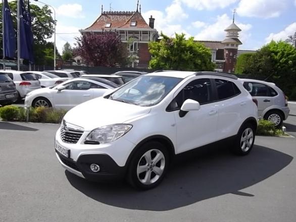 Opel MOKKA d'occasion (02/2014) en vente à Croix