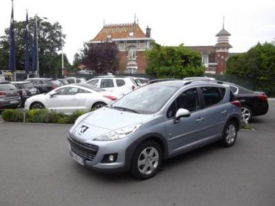 Peugeot 207 SW d'occasion (01/2011) disponible à Villeneuve d'Ascq