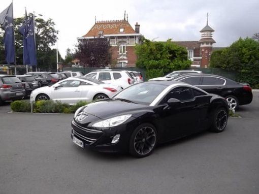 Peugeot RCZ d'occasion (08/2010) en vente à Villeneuve d'Ascq