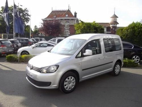 Volkswagen CADDY d'occasion (02/2014) en vente à Villeneuve d'Ascq