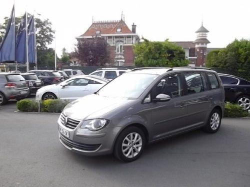 Volkswagen TOURAN d'occasion (03/2010) disponible à Villeneuve d'Ascq
