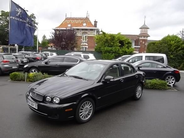 Jaguar X TYPE d'occasion (04/2008) disponible à Villeneuve d'Ascq