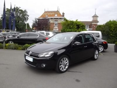 Volkswagen GOLF VI d'occasion (04/2011) disponible à Villeneuve d'Ascq