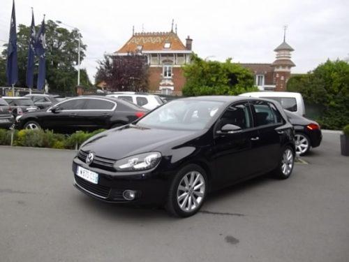 Volkswagen GOLF VI d'occasion (04/2011) disponible à Villeneuve d'Ascq