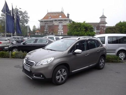 Peugeot 2008 d'occasion (09/2014) disponible à Villeneuve d'Ascq