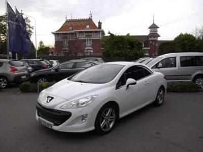 Peugeot 308 CC d'occasion (06/2009) disponible à Villeneuve d'Ascq