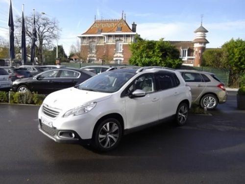 Peugeot 2008 d'occasion (06/2013) disponible à Villeneuve d'Ascq