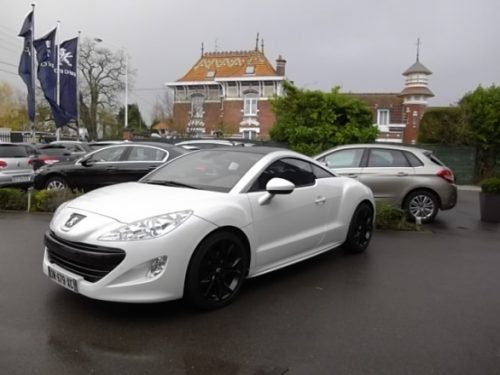 Peugeot RCZ d'occasion (02/2012) en vente à Croix