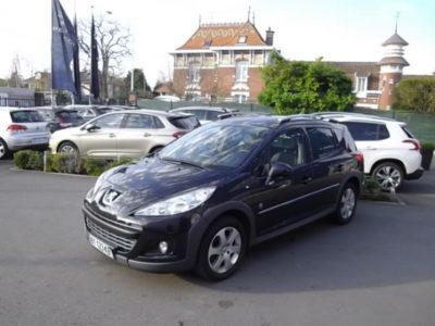 Peugeot 207 SW d'occasion (11/2011) disponible à Villeneuve d'Ascq