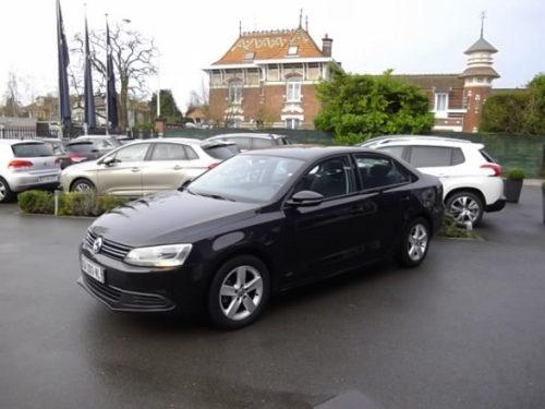 Volkswagen JETTA d'occasion (02/2012) disponible à Villeneuve d'Ascq