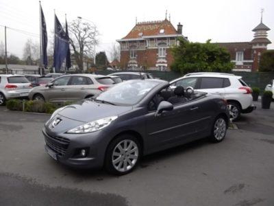 Peugeot 207 CC d'occasion (03/2010) en vente à Villeneuve d'Ascq