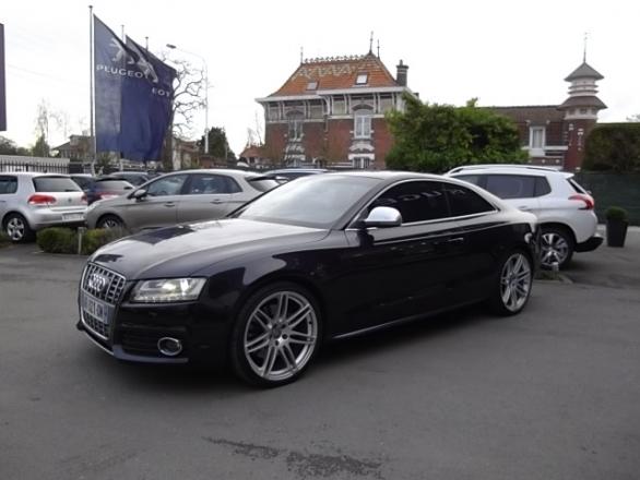 Audi S5 d'occasion (07/2007) en vente à Villeneuve d'Ascq