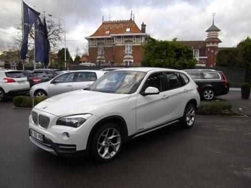 BMW X1 d'occasion (01/2013) en vente à Villeneuve d'Ascq