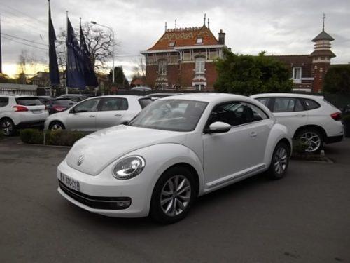 Volkswagen COCCINELLE d'occasion (05/2013) disponible à Villeneuve d'Ascq