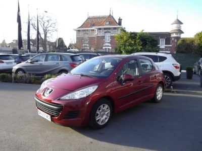 Peugeot 207 d'occasion (03/2010) disponible à Villeneuve d'Ascq