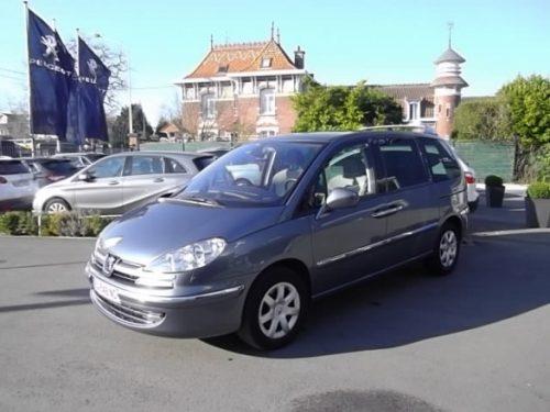 Peugeot 807 d'occasion (06/2011) disponible à Villeneuve d'Ascq