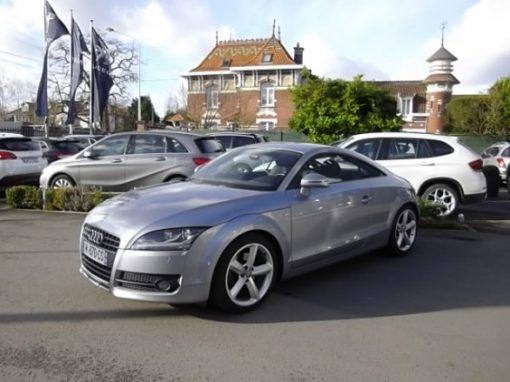 Audi TT d'occasion (06/2007) en vente à Villeneuve d'Ascq