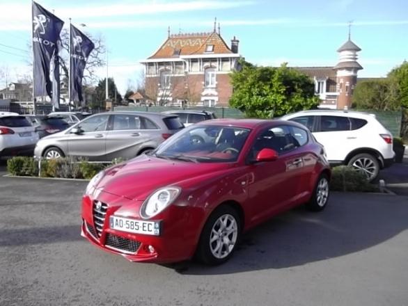 AlfaRomeo MITO d'occasion (10/2009) disponible à Villeneuve d'Ascq