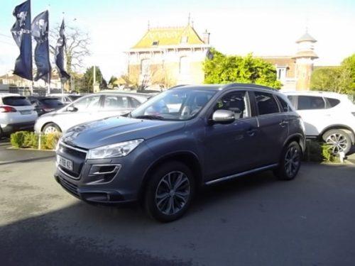 Peugeot 4008 d'occasion (06/2012) disponible à Villeneuve d'Ascq