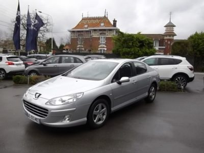 Peugeot 407 d'occasion (08/2009) disponible à Villeneuve d'Ascq