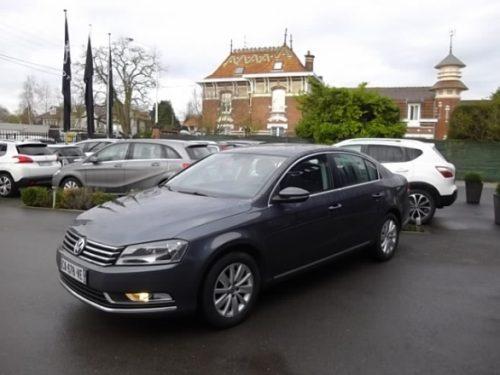 Volkswagen PASSAT VII d'occasion (01/2012) disponible à Villeneuve d'Ascq