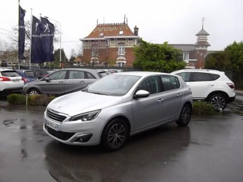 Peugeot 308 d'occasion (12/2014) en vente à Croix