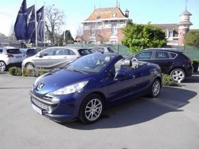 Peugeot 207 CC d'occasion (12/2009) disponible à Villeneuve d'Ascq