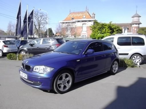 BMW SERIE 1 d'occasion (06/2010) en vente à Villeneuve d'Ascq