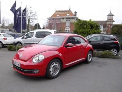 Volkswagen COCCINELLE d'occasion (05/2012) en vente à Croix