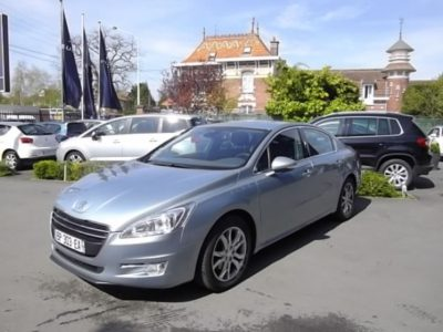 Peugeot 508 d'occasion (05/2011) disponible à Villeneuve d'Ascq