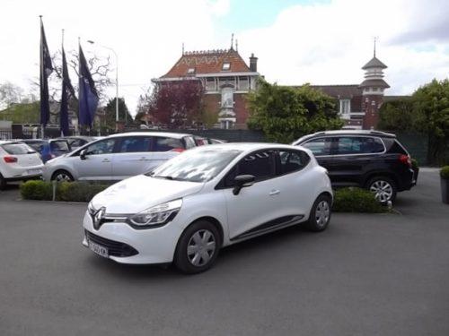 Renault CLIO IV d'occasion (05/2013) en vente à Villeneuve d'Ascq