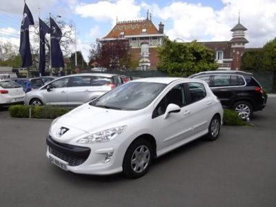 Peugeot 308 d'occasion (08/2010) en vente à Croix